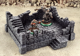 Ulvheim House Style F-[40KTerrain]-[Fantasyterrain]-[3DPrintedTerrain]-[Wargaming]-[Tabletopgaming]-OTP Terrain Off The Print Gaming