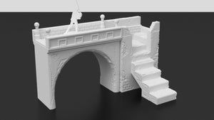 Pilgrim City Archway & Steps Sets - Set A