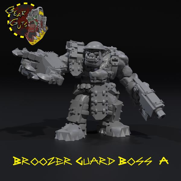 Broozer Guard Boss - A