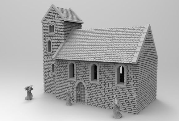 Dark Age Church
