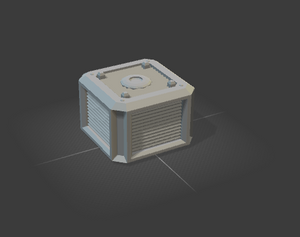 6mm Small Crate
