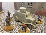 Spanish Bilbao Armoured Car - UV RESIN