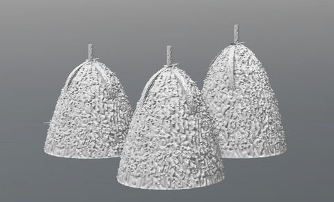 Haystack Set Of 3 15mm