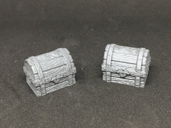 Treasure Chests Set of 2