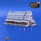 Thatched Longhouse
