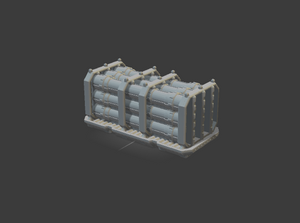 6mm Pipe Crate