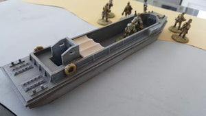 Soviet DB Landing Craft