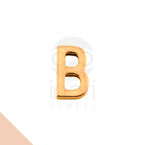 SS charm letter B - RS