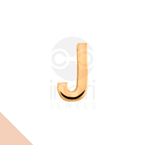 SS charm letter J - RS