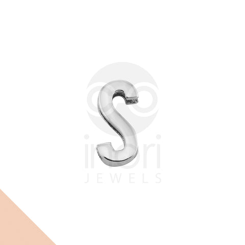 SS charm letter S - ST