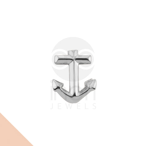 SS charm anchor - ST