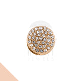 SS charm full round with cystal - RS - Inorithailand