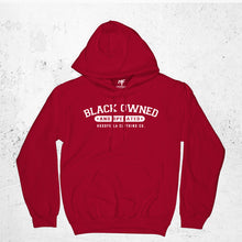 Load image into Gallery viewer, Black Owned and Operated Hoodie