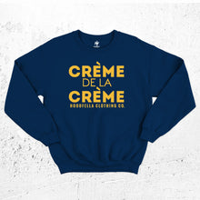Load image into Gallery viewer, Crème de la Crème Sweatshirt