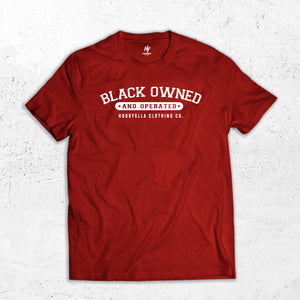 Black Owned and Operated T-shirt