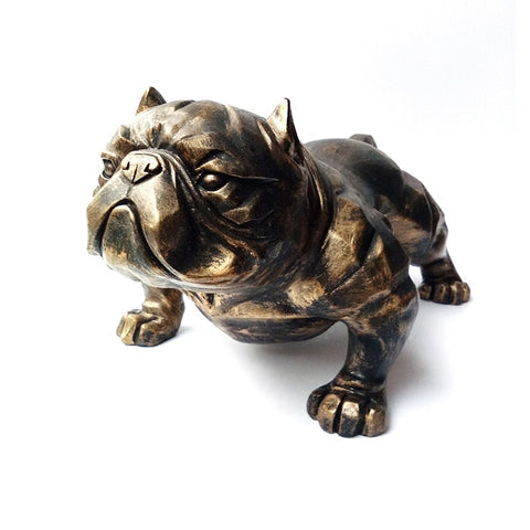 Vintage American Bully Ornament - Bully Builder™