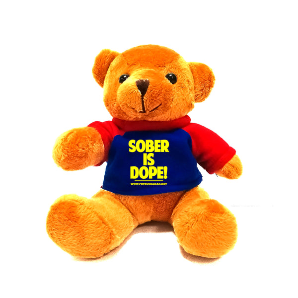 Sober Teddy for Children of Alcoholics Awareness