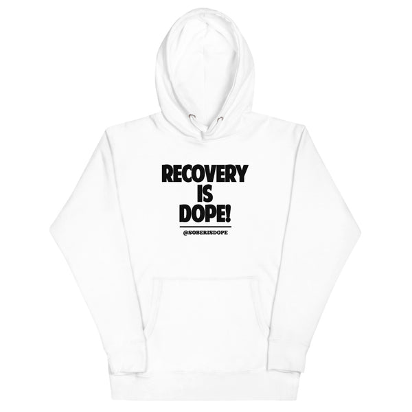 Recovery is Dope! Unisex Hoodie