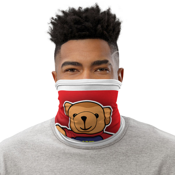 Sober is Dope Teddy Face Mask Neck Gaiter