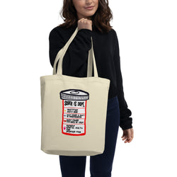 Sober is Dope RX Eco Tote Bag