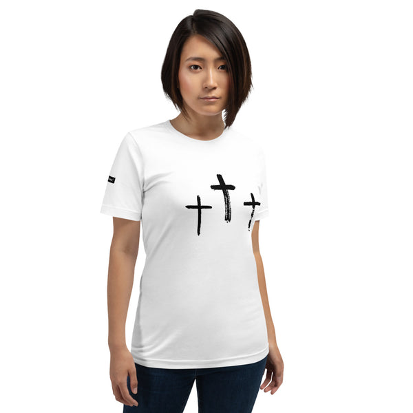 Cross of Forgiveness Unisex T-Shirt