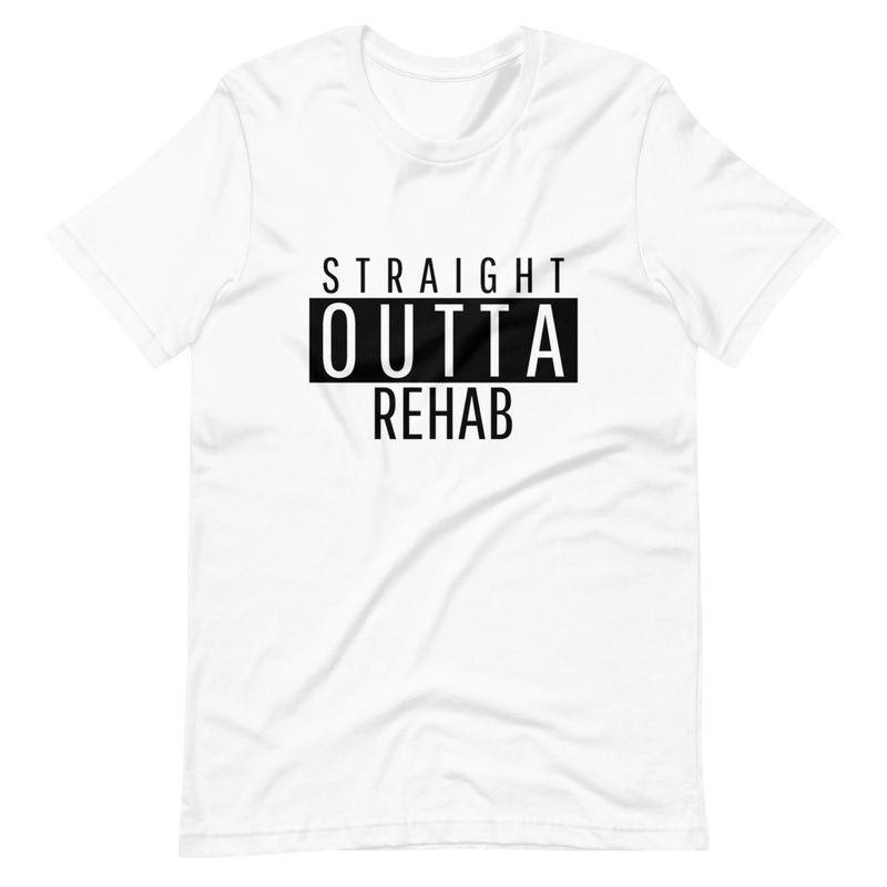 Straight Out Of Rahab Unisex T-Shirt