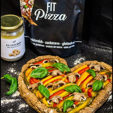Fit Pizza di San Valentino