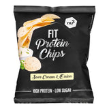 nu3 Fit patatine proteiche, sour cream & onion