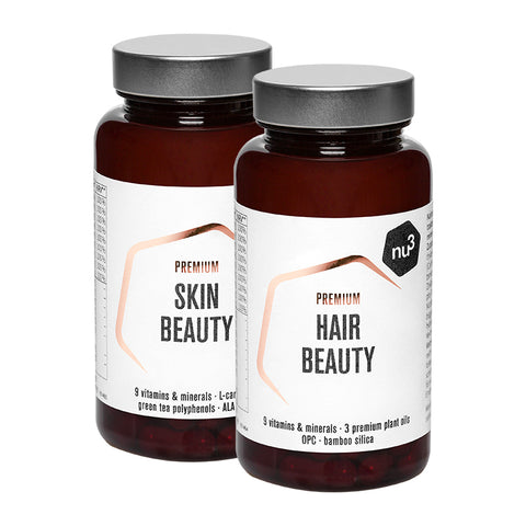nu3 pacchetto skin & hair beauty