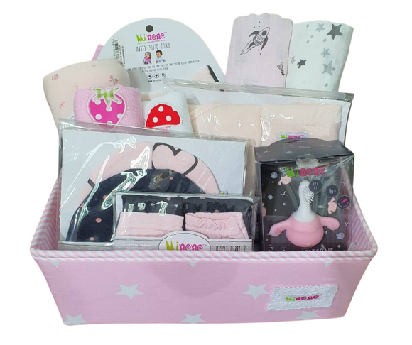 Special Customized Gift Box -Baby Pink!