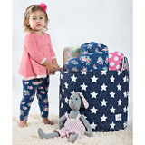 Big Gift Basket - Navy Blue Star