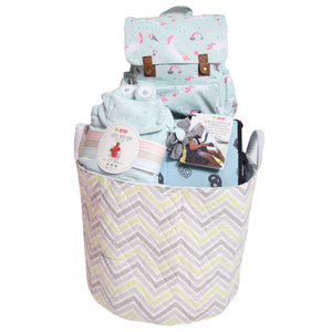 Happy 1st Birthday Gift Basket