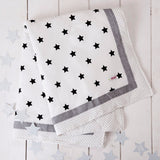 Special Black Star Bedding Gift Box