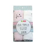 Bamboo Muslin Squares - pack of 2