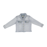 Girls Jacket J,Jeans - Light Blue
