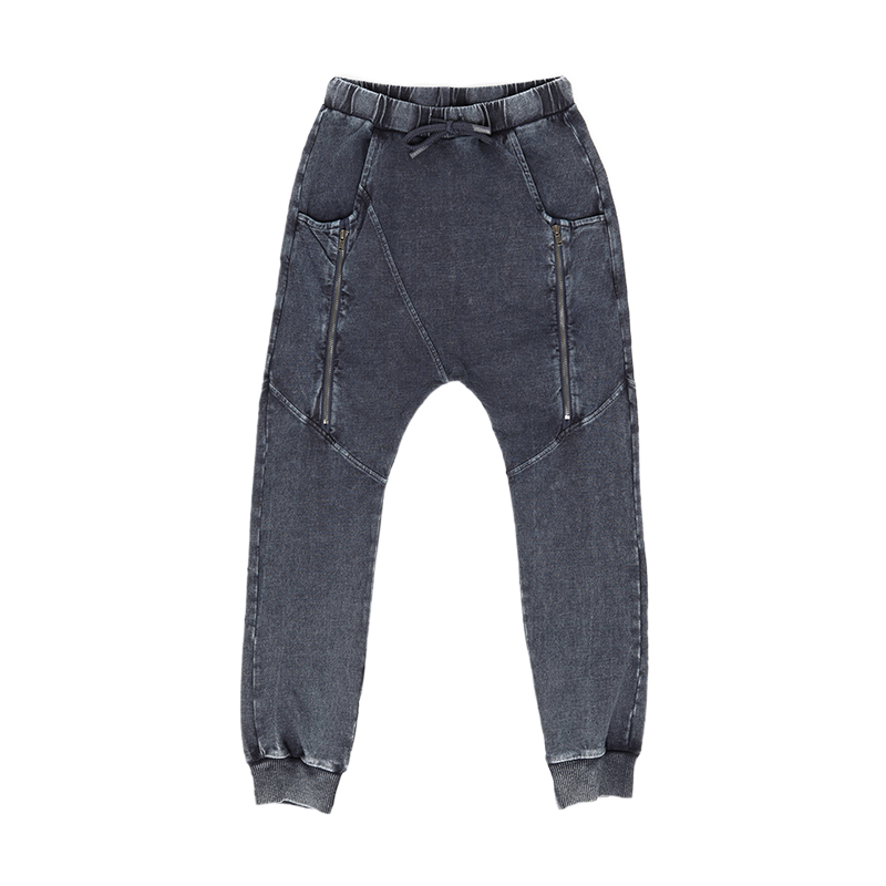 Pants WB, Jeans - Dark Blue
