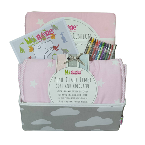 Happy Birthday Gift Set - Pink