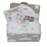 Happy Birthday Gift Set - Grey