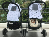 Compact Pushchair Sunshade