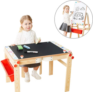 2 in 1 Easel & Table
