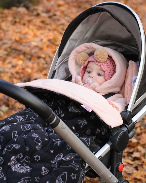 Cozy Footmuff for Stroller - Fleece