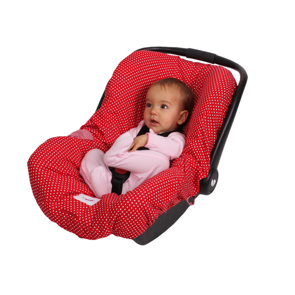 Car Seat Cover _ Basket Size