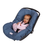 Car Seat Cover - Basket Size