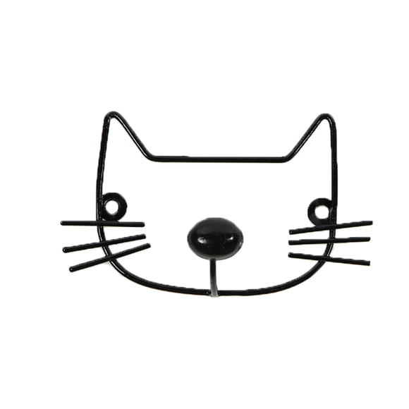Cat Metal Hanger