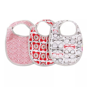 Muslin bib - pack of 3