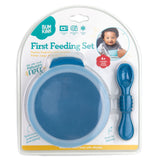 Silicone First Feeding Set
