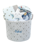 It's A Boy Gift Basket - Classic Blue Star!