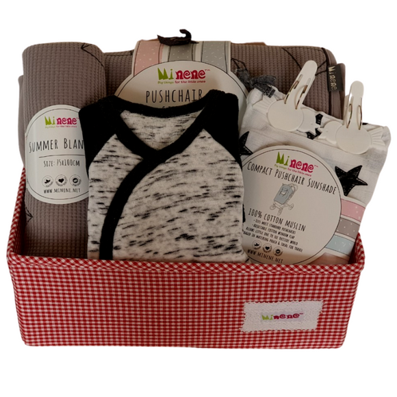 Special Newborn Gift Box - Red Pipina