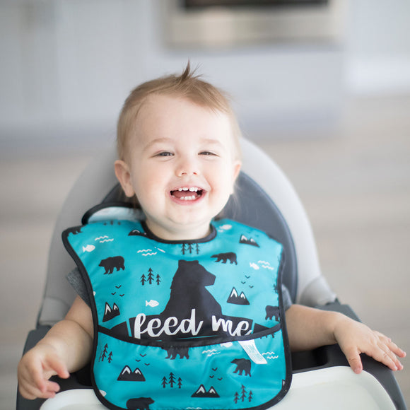 SuperBib®: Feed Me Bear