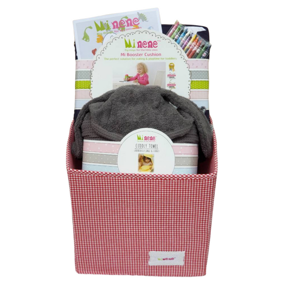 Happy 1st Birthday Cube Gift Box